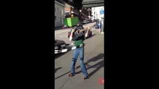Best Street Performer Ever