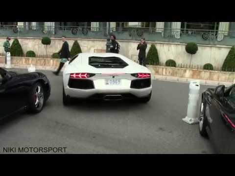 Lamborghini Aventador Driver Fail