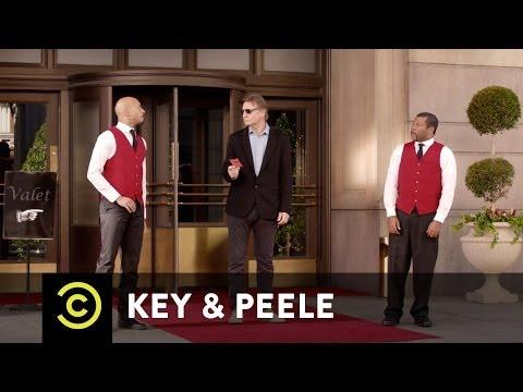 Key And Peele Argue About Non Stop