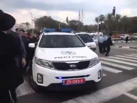 Israel Police FAIL