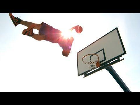 Epic Freestyle Basketball Dunks