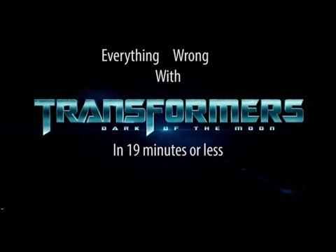 Movie Mistakes From Transformers - Dark Of The Moon