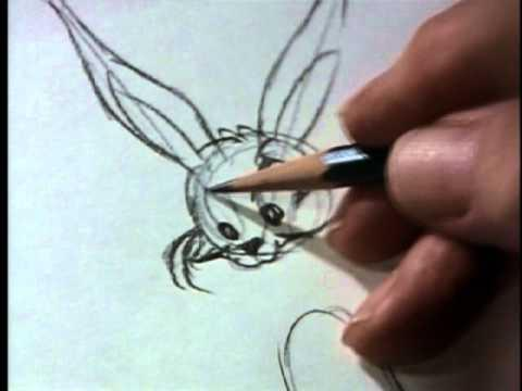 Geeky - How To Draw Bugs Bunny