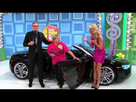 Woman Wins Big Prize On The Price Is Right Show