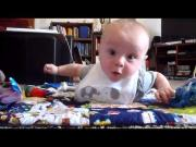 Jokes - Baby Doesn't Know How To Crawl