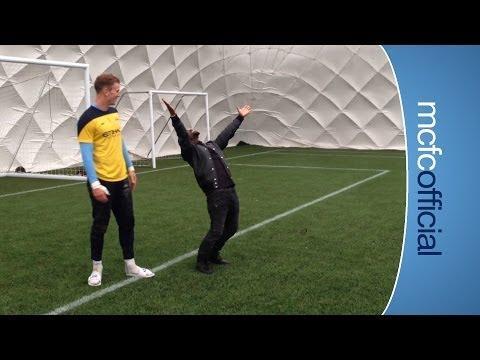 Kevin Hart's Soccer Goal