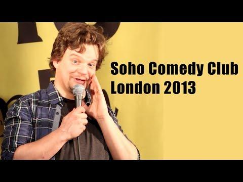 Funny Stand Up By Finnish Ismo Leikola