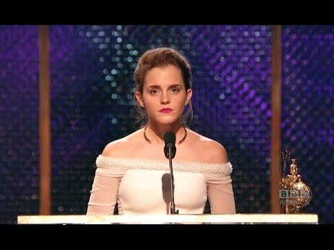 Emma Watson Pays Tribute To Her Hamster At The Britannia Awards