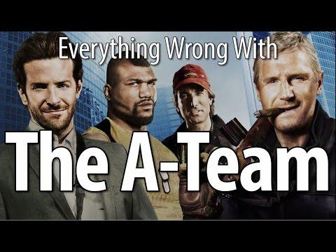 Movie Mistakes From The A Team