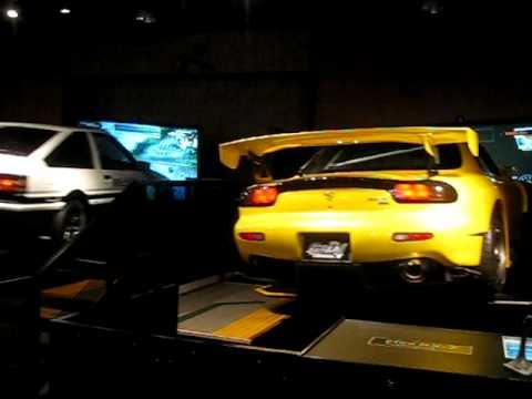 Awesome - Arcade Car Racing Game Using Real Cars