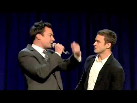 Jimmy Fallon - History Of Rap By Jimmy Fallon And Justin Timberlake