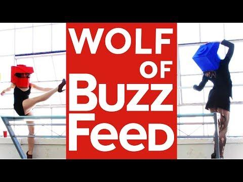 The Wolf Of Wall Street Buzz Feed Site Parody