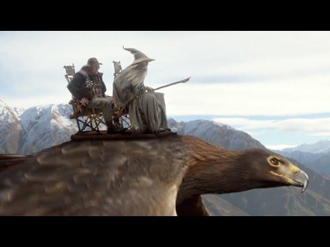 Air New Zealand Flight Instructional Video Inspired By Hobbit