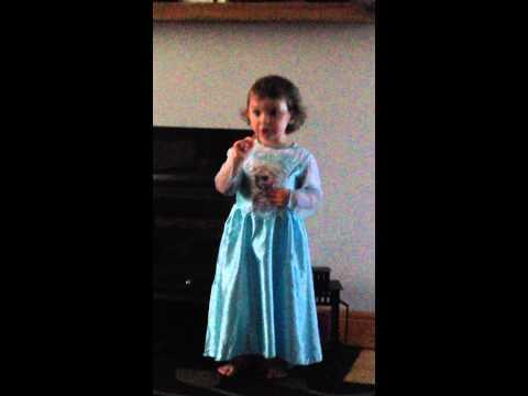 Adorable Girl Yells At Her Parents For Laughing At Her