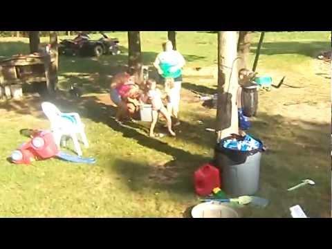 FAIL - Water Balloon Fight FAIL