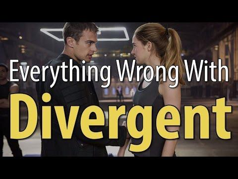 Movie Mistakes From Divergent