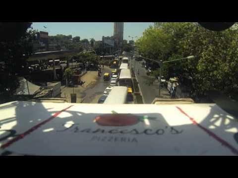 Indian Pizza Restaurant Delivers Pizza Using A Drone