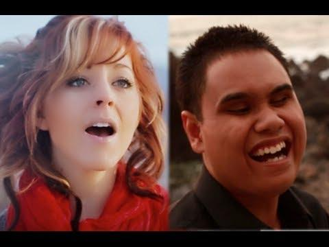 Lindsey Stirling And Kuha'o Case's Amazing Cover Of Oh Come, Emmanuel Song