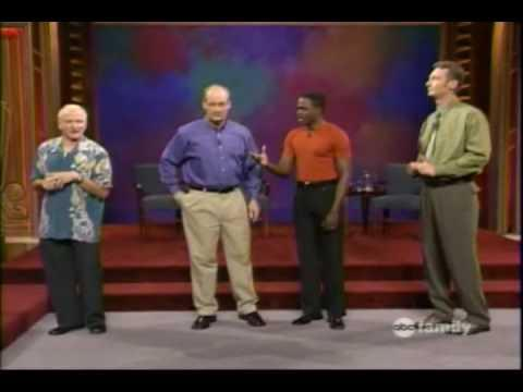Funny Moments Of Robin Williams From Whose Line Is It Anyway