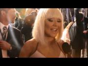 Funny Christina Aguilera Moments - Part 3