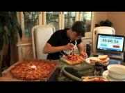Matt Stonie Eats Like Michael Phelps By Taking In 12,000 Plus Calories In One Sitting