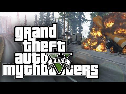 GTA 5 Style MythBusters Spoof - Episode 10