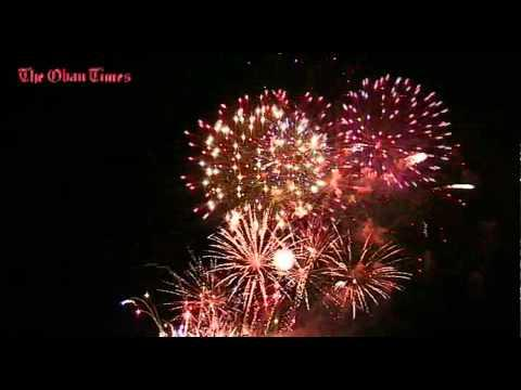 Awesome - All Fireworks Set Off At Once