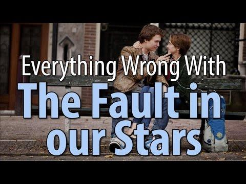 Movie Mistakes From Fault In Our Stars