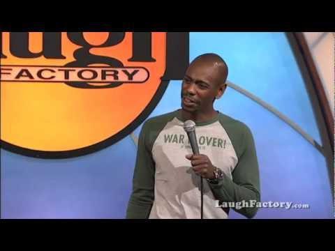 Dave Chappelle - Rapist From Houston