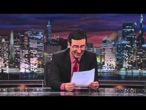 John Oliver Reads The Letter From POM Wonderful