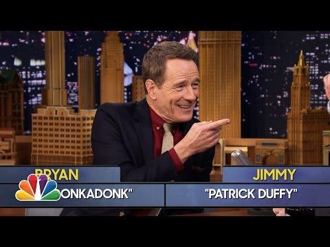Jimmy Fallon And Bryan Cranston Play The Word Game