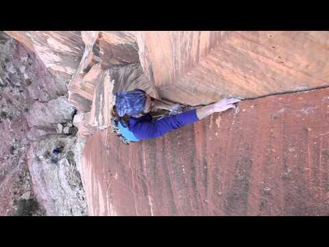 Red Rock Canyon Climbing Will Make Your Palms Sweat