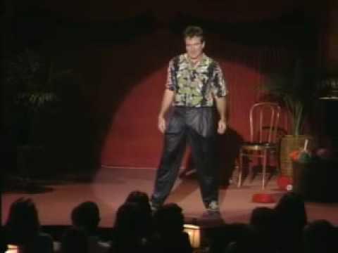 Robin Williams' Funny Impressions