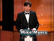 Mike Myers' Funny Speech About Sean Connery
