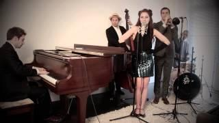 Selena Gomez's Come And Get It Song 1940 Jazz Cover