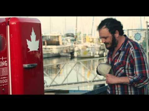 Canadians Sing Their National Anthem To Open The Beer Fridge