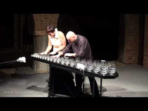 Amazing - Sugar Plum Fairy Song Played On Glass Harp
