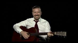 Ricky Gervais As David Brent The Guitar Teacher