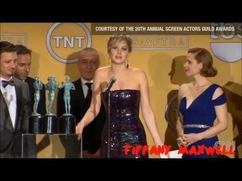 Jennifer Lawrence Is Hilarious Compilation - Part 24
