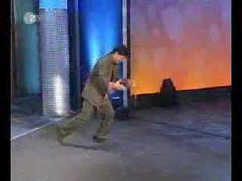 Awesome - Jackie Chan Breaks Brick Blocks