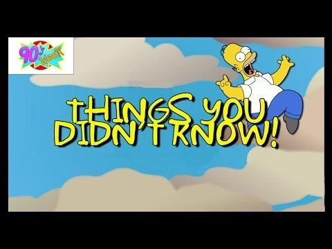 True Facts About The Simpsons