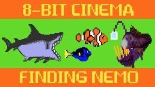 8 Bit Version Of Finding Nemo Game
