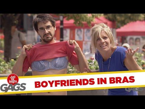 Cross Dressing Boyfriends Prank