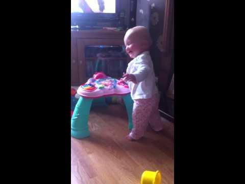 Mom's Sneezing Scares The Baby