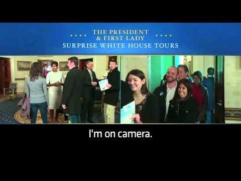 Jokes - Funny People On The White House Tour