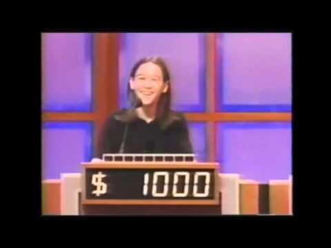 Jokes - Really Excited Joseph Gordon-Levitt On Jeopardy In 1997