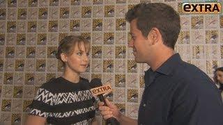 Funny Reaction From Jennifer Lawrence After Seeing Jeff Bridges