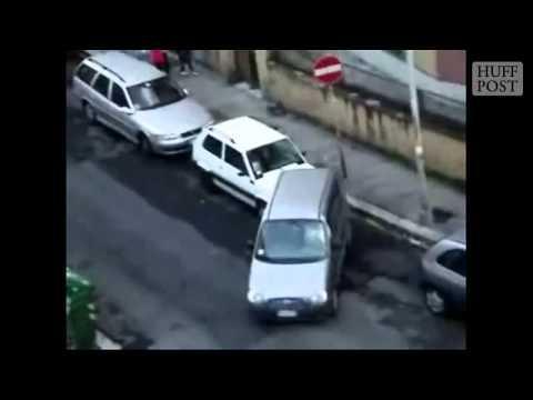 FAIL - Compilation Of Parking Fails