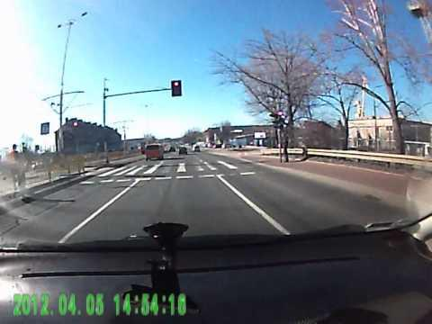 WIN - Close Call For Pedestrian
