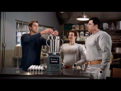 Funny Ad For State Farm Starring Aaron Rodgers, Hans And Franz